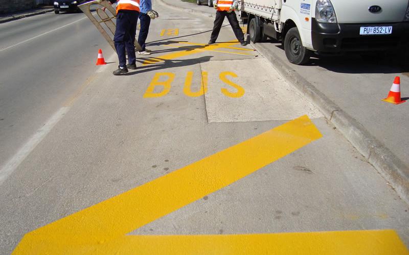 Usluge prometne signalizacije